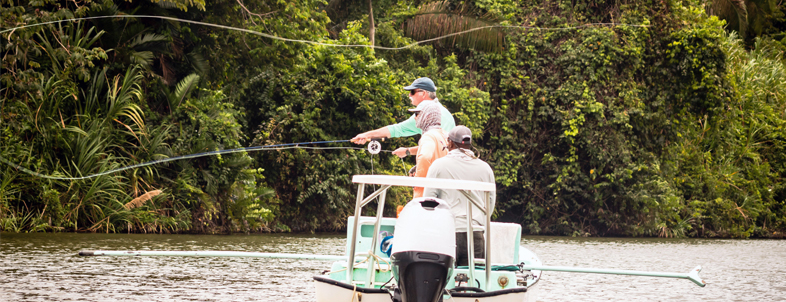 belize fly fishing vacations