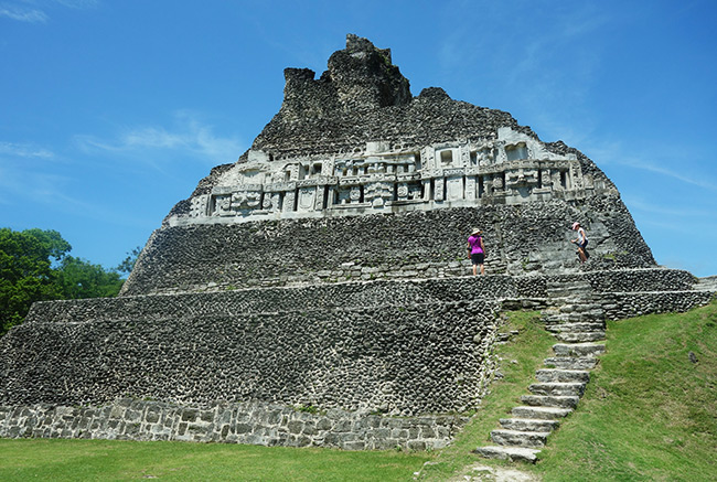 Belize Mayan Ruin Tour