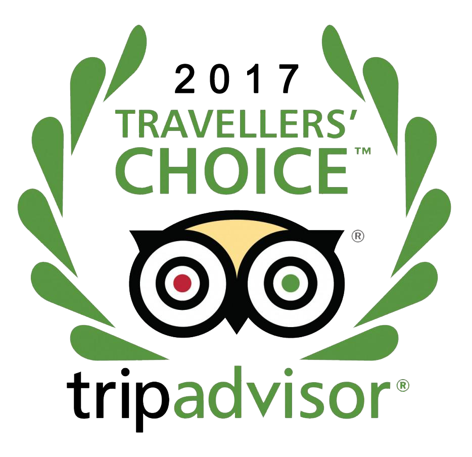 Tripadvisor 2017 Travelers choice awards