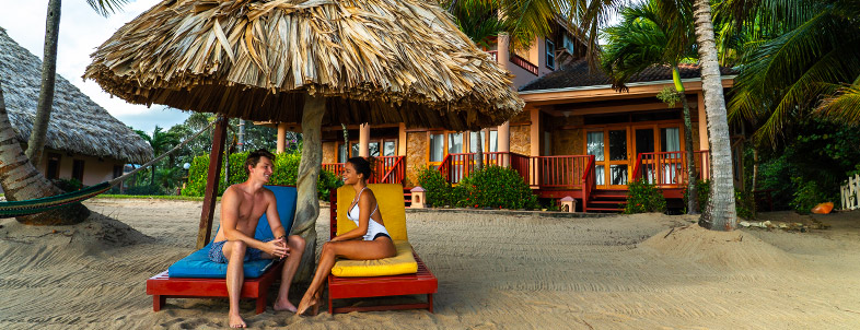 Visit Belize in April and May