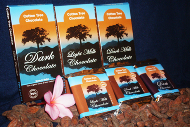 Belizean Chocolate