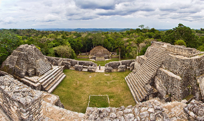 Belize Boasts Some Of The Top Landmarks In Central America For - 7 ancient ruins of central america