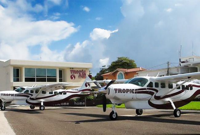 Tropic Air flights to Chetumal