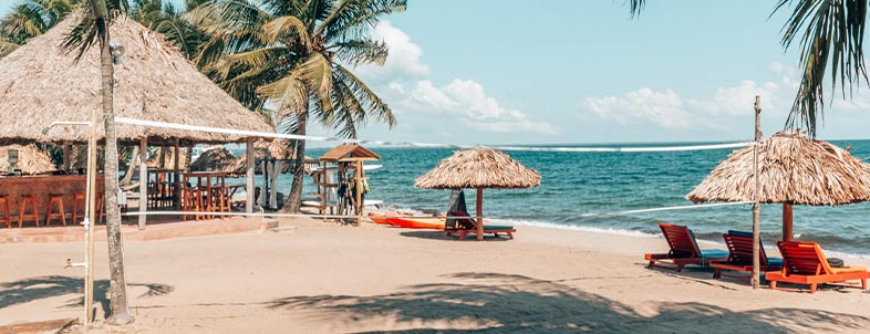 hopkins belize, best spring break destination in belize