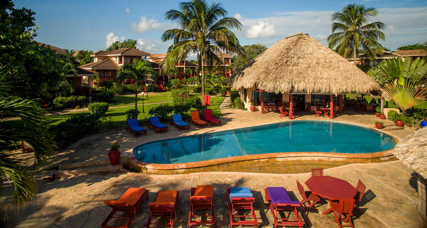 Belize all inclusive travel packages belizean dreams resort for All inclusive hotel packages