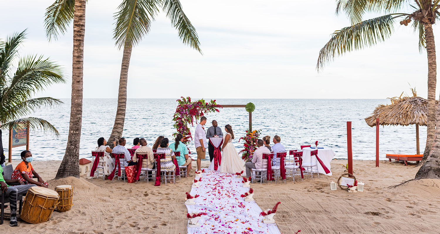 belize wedding destination