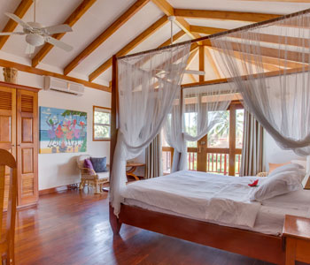 Belize One Bedroom Standard Accommodations