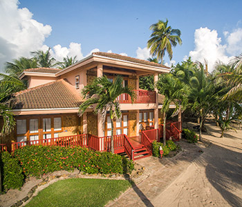 Belize  Three Bedroom Accommodations