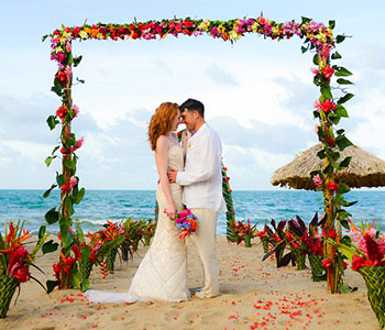 Belize Resort Wedding Package
