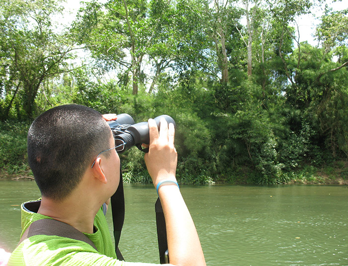 Sittee River Nature Tour
