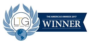 Luxury Travel Guide - The Americas Awards 2017 Winner