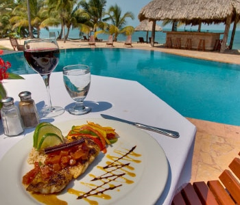 All Inclusive Resort - Restaurant and Bar