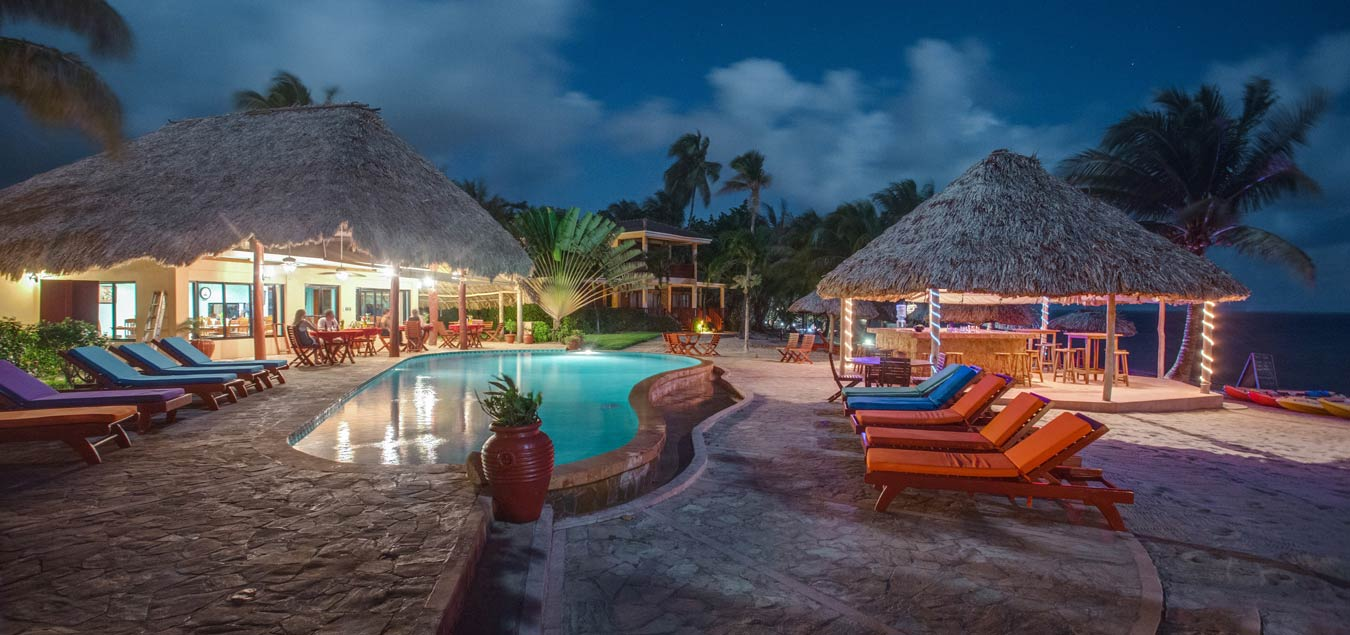 belize all inclusive romance package | honeymoon | anniversary
