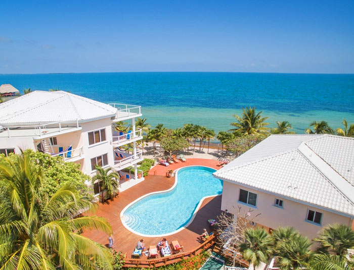 Belize all inclusive resorts Laru Beya